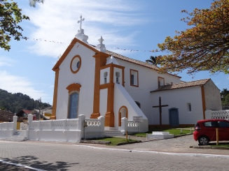 Church in Santo Antonio de Lisboa